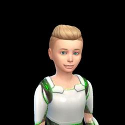 Atom Beaker (De Sims 4)