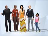 Familia Spencer-Kim-Lewis