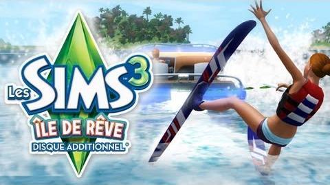 Les Sims 3 île de rêve - Prêts pour le grand plongeon ?