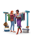 Les Sims 4 Jour de lessive Render 05