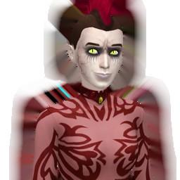 Miss Hell (dark form)