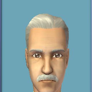 Mortimer in Die Sims 2