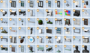 Sims4 Get to Work Items 5