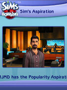 The Sims Bowling 02