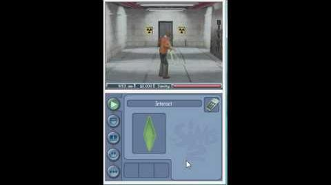 DS The Sims 2 Playthrough Part 1
