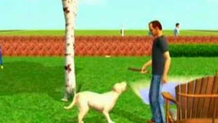 La Oreja de Van Gogh en Los Sims 2 Mascotas