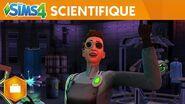 Les Sims 4 Au Travail Trailer de gameplay scientifique officiel