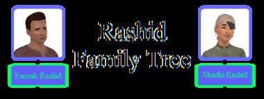 Rashid Family Tree