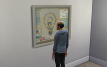 TS4CL Bulletin board