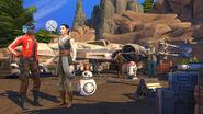 The Sims 4 Journey to Batuu Screenshot 02