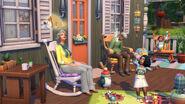 The Sims 4 Nifty Knitting Stuff Screenshot 03