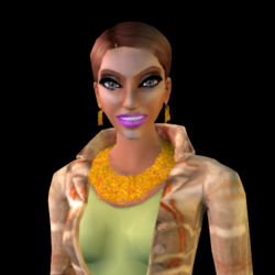 Betty Newbie (The Sims 2 console)