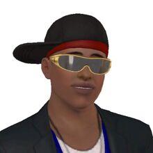 Dwayne Trill (Sims 3)