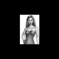 <b>Elvira Lápida</b> en un cuadro de <a href=
