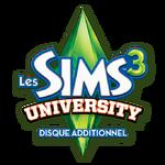 Logo Les Sims 3 University