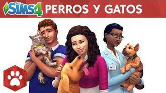 Los Sims 4 Perros y Gatos tráiler de presentación oficial