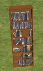 Ts2 bibliofile bookcase