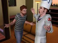 Connor and Jared Arguing