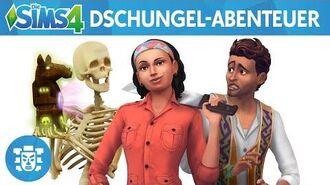 Die Sims 4 Dschungel-Abenteuer Offizieller Trailer