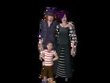 Famille Gothik