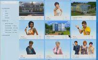 Galerie Les Sims 4 beta 1