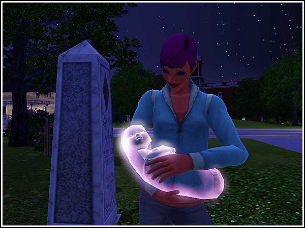 Ghost baby | The Sims Wiki | FANDOM powered by Wikia