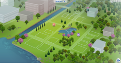 Newcrest map