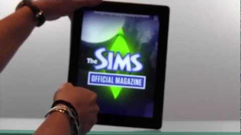 Aster09/The Sims Official Magazine est disponible !