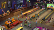 The Sims 4 Bowling Night Stuff Screenshot 01