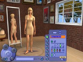 Créer un Sim - Les Sims 2