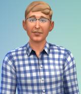 Geoffrey Landgraab (The Sims 4)