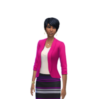 Jasmine Holiday 2 (Les Sims 4)