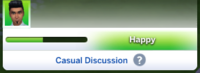 TS4 Conversation Box