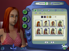 The Sims 2 Body Shop Screenshot