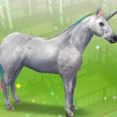 Unicornio arcoíris