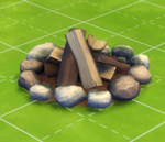 Rocks of Fire
