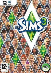 Sims3 Kansi
