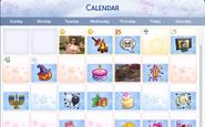 TS4 Seasons Calender UI 3