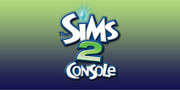 The Sims 2 Console Early Logo