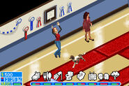 The Sims 2 Pets GBA Screenshot 09