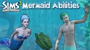 The Sims 3 Island Paradise Mermaid Abilities