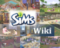 The Sims Wiki New Logo