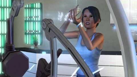 Анонс The Sims 3 Вперед в будущее