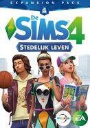 De Sims 4 Stedelijk Leven Cover