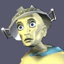 Sims2-Npc bigthumb hobo bobo