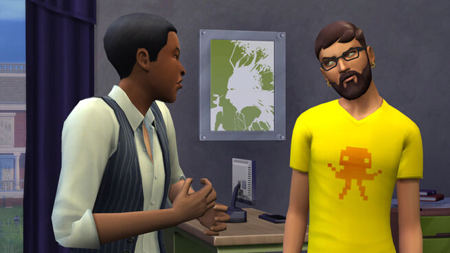 The sims 4 new image 1