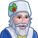 Father Winter icon