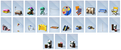 Les Sims 4 Bambins (objets)