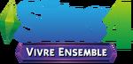 Logo Les Sims 4 Vivre Ensemble