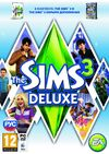 The Sims 3 Deluxe Box Art (Russian)